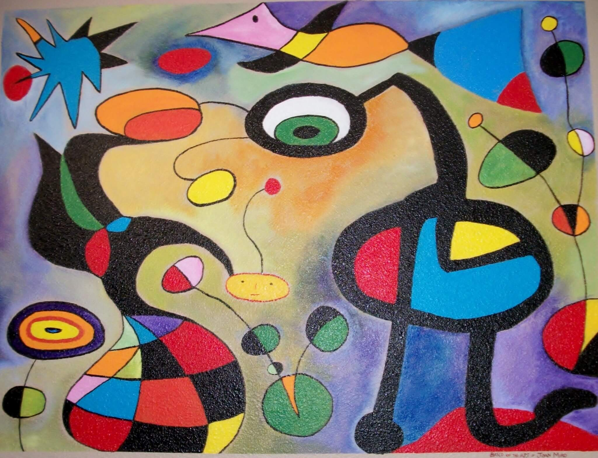 Meaning in Miró: Using Art to Engage in Juvenile Facilities | The Imprint
