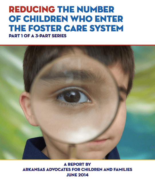 research paper on children in foster care
