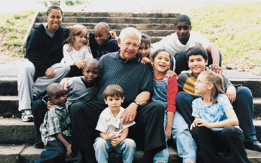 Dave Thomas, founder of Wendy's and The Dave Thomas Foundation for Adoption. Photo: The Dave Thomas Foundation for Adoption